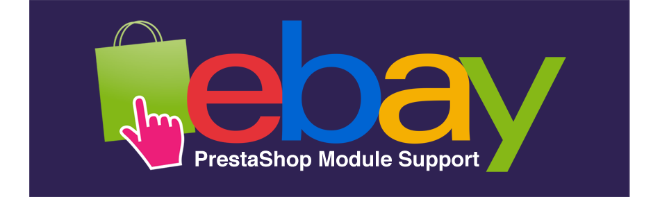 Presta Ebay Logo Small 202 Ecommerce Prestashop Module Support