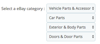 Ktype Auto Parts Fitment Ebay Listing 202 Ecommerce